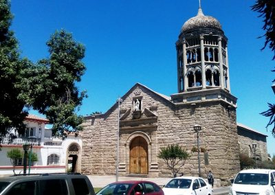 Santo Domingo's Church in La Serena